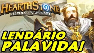 Hearthstone: O Imortal (ou não) Palavida!!