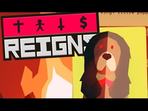 The Devil is a Dog!? - Reigns Gameplay Part 2