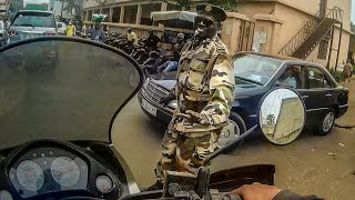 To BAMAKO in my Motorbike  | Motorcycle world tour | Africa #14 [SUB]