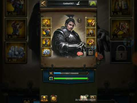 Clash Of Kings Tutorial On Skill Point Settings