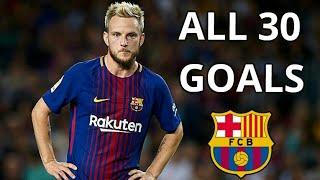 Ivan Rakitic All 30 Goals for FC Barcelona 2014-2018