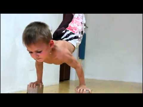Amazing Kid Workout