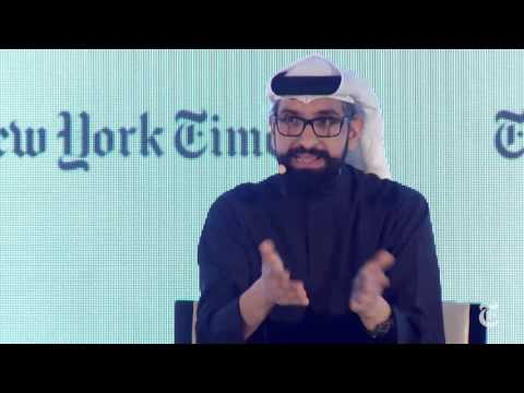 New York Times | Art for Tomorrow Conference | 2016 | Day 3 | The Creative City No. 2: Doha
