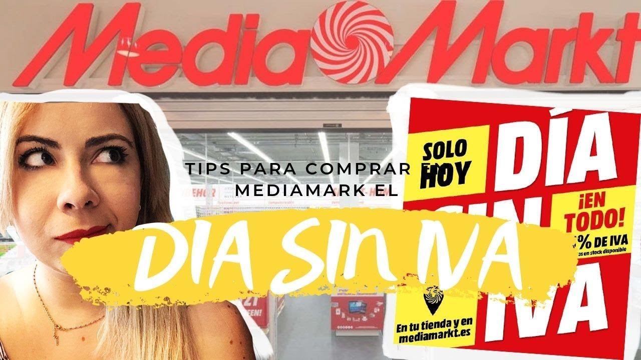 Te Desvelamos El Próximo Día Sin Iva De Mediamarkt De 2020 Ahorro Net