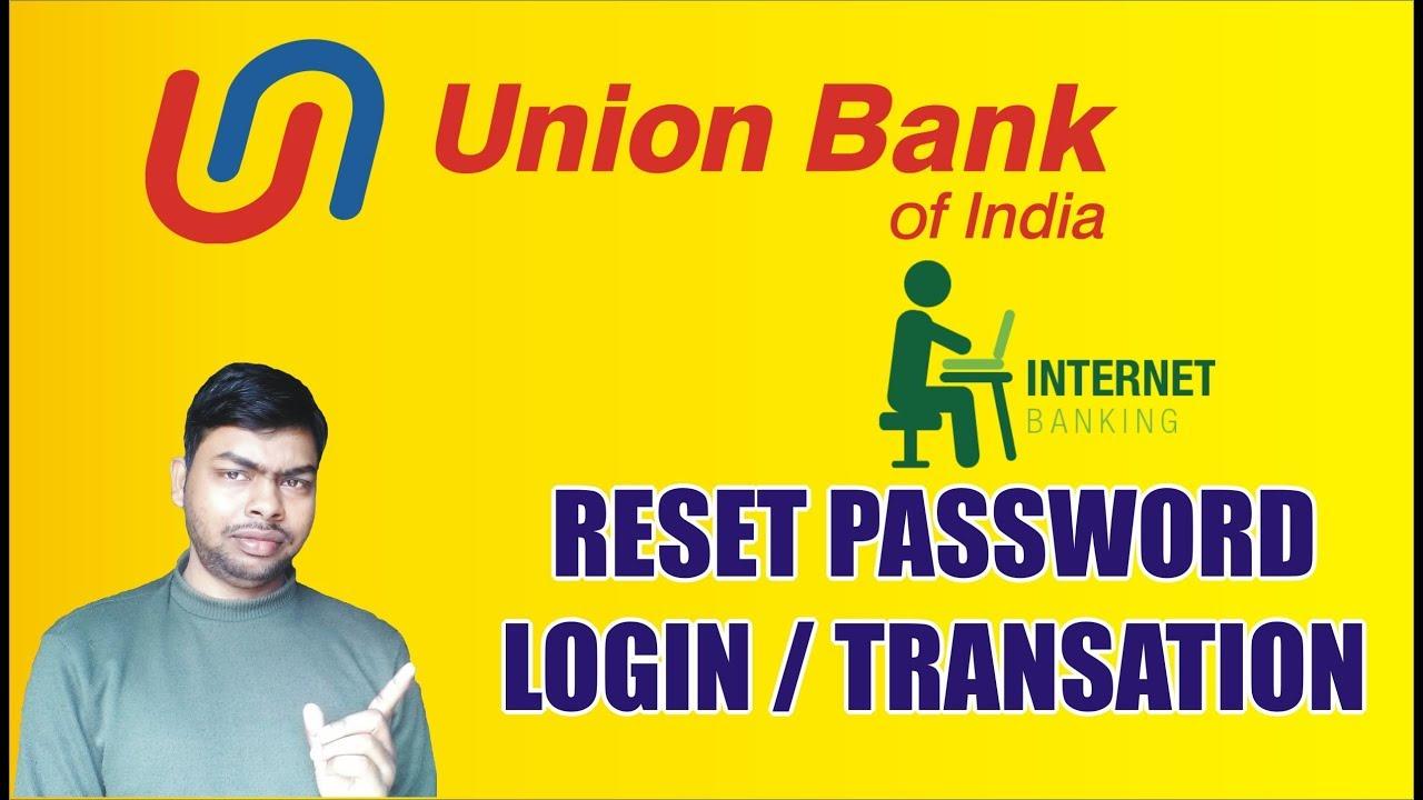 retail signon union bank of india