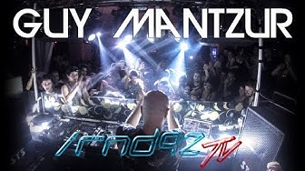 Guy Mantzur [FullSet] @ Club F, Cordoba, Argentina (24.05.2015) [HQ Audio]