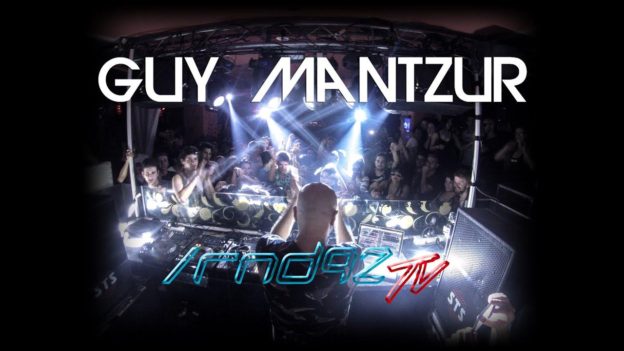 Download Guy Mantzur [FullSet] @ Club F, Cordoba, Argentina (24.05.2015) [HQ Audio]