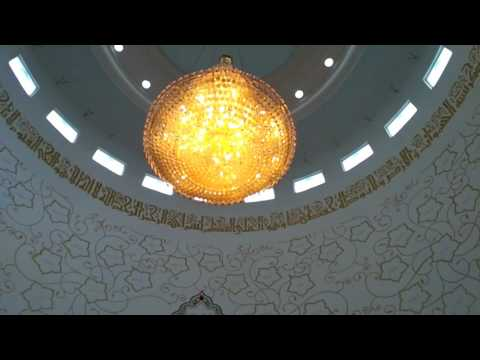 HUXI MOSQUE OF SHANGHAI CHINA. MY TRAVEL IN CHINA-COMOROS  I'M DJAYDEY加艺得GEANT