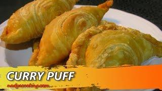 Resep dan Cara Membuat Karipap | Curry Puff Recipe