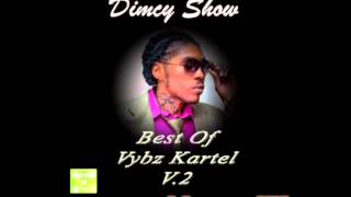 Download DJ Dimcy - Best Of Vybz Kartel V.2 (Mix CD) MP3 song and Music Video
