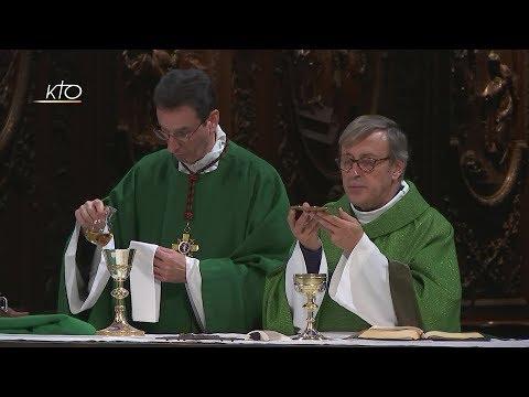 Messe du 13 octobre 2017