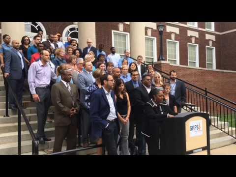 Grand Rapids Public Schools makes history