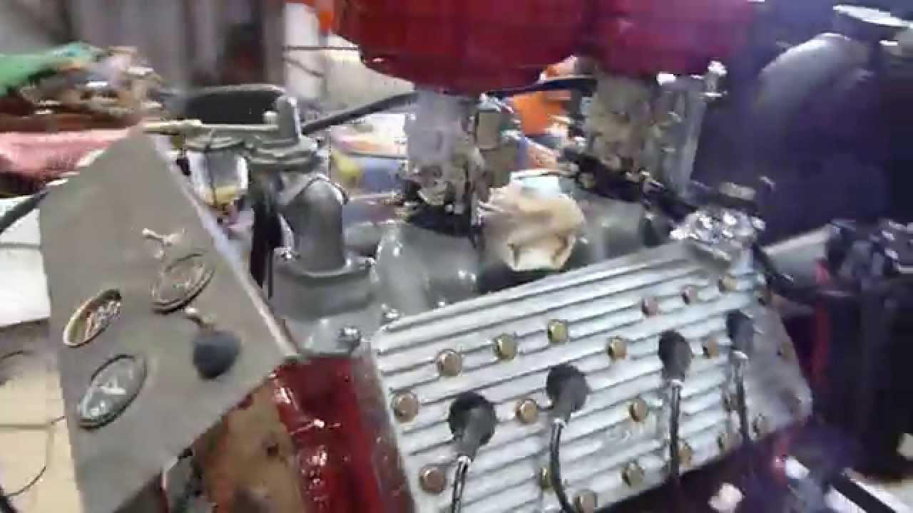 flathead ford engine internal diagram [ 1280 x 720 Pixel ]