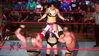 Download [Free Match] Heidi Lovelace (Ruby Riott) & Kimber Lee v Dickinson & Callihan (Intergender Wrestling) Mp3 and Videos