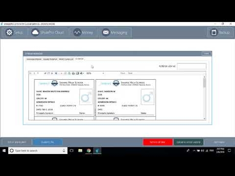 ShulePro 2018 - Download School Management System software