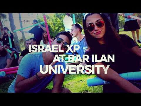 The Israel Experience at Bar Ilan University | Gap Year Program