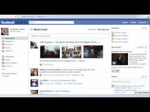 Do you have more than 250 facebook friends?  Did you know that some of your friends may be hidden.