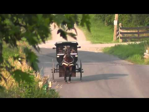 Ohio's amish country in HD