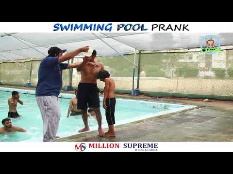 | Swimming Pool Prank | By Nadir Ali And Team In | P4 Pakao | 2018