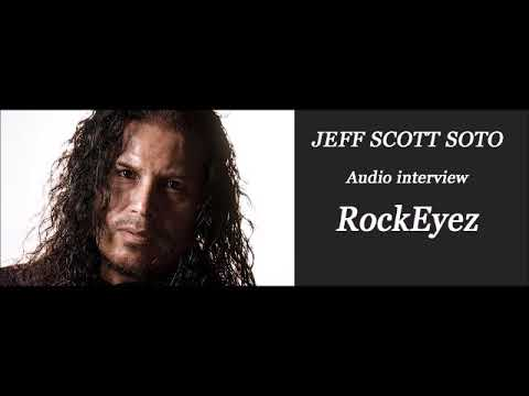 Rockeyez Interview With Jeff Scott Soto 10-2017