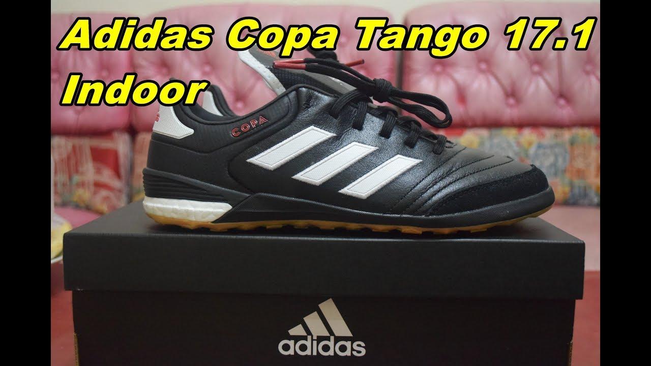 timeless design 14136 14933 Adidas Copa Tango 17.1 Indoor - Unboxing  Review - EK18VLOG16
