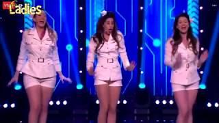 Trio Ladies en Telemundo (02 de octubre de 2017)