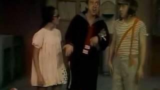 El Chavo del Ocho - Capítulo 93 Parte 2 - El Gato de Quico - 1975
