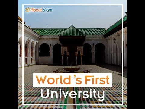 World's Oldest University Was Started by Muslim Woman
