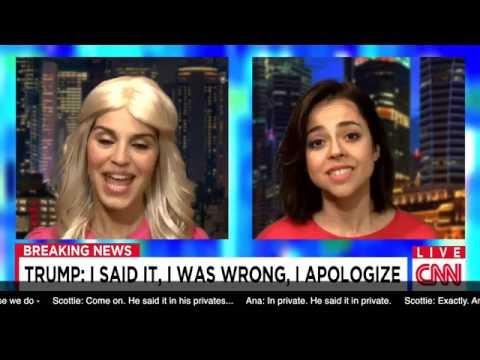 CNN Pussyfight