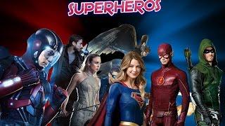 Video The Script Superheroes (CW/DC TV shows) download MP3, 3GP, MP4, WEBM, AVI, FLV Juli 2018