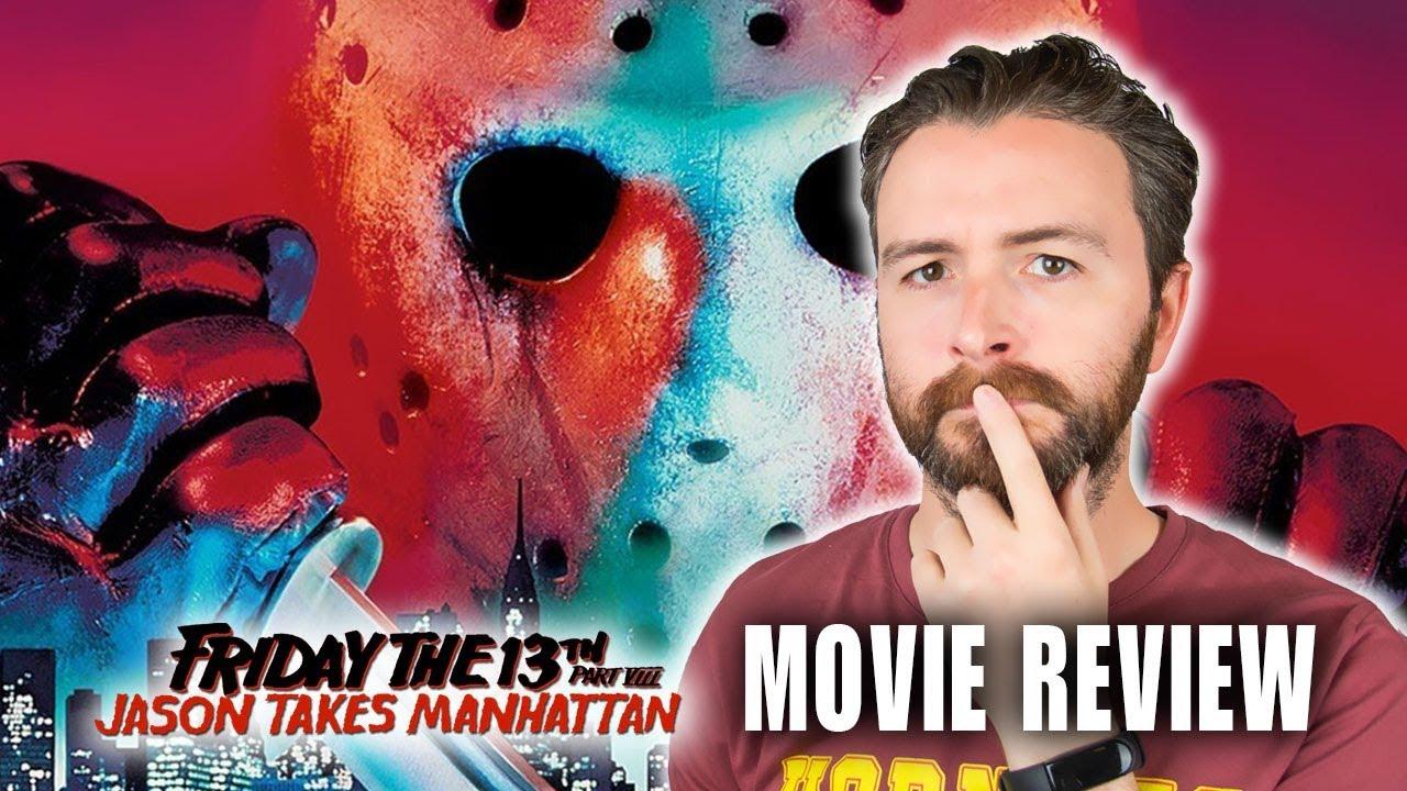 Friday the 13th Part VIII: Jason Takes Manhattan (1989) Movie Review
