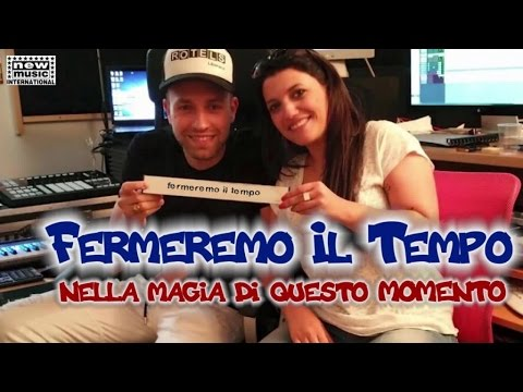 Marco Rotelli Ft. Deborah Iurato - Fermeremo il Tempo - Lyric Video