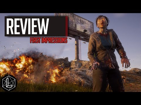 Supply Run: The Game | State of Decay 2 - First Impressions Review