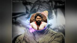 KGF Chapter 1 background song Rocky Bombay   TMS