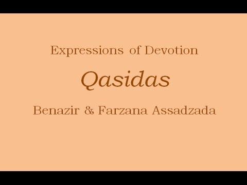 Baz Ba Ayne Wahdatam - Farzana & Benazir Assadzada