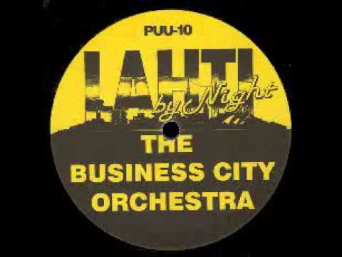 The Business City Orchestra ‎- The Spirit Of Lahti