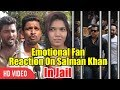 Emotional Fans Reaction On Salman Khan In Jail For 5 Years | Blackbuck poaching case