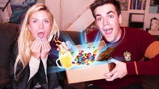 Harry Potter Süßigkeiten mit Kelly 🍭⚡