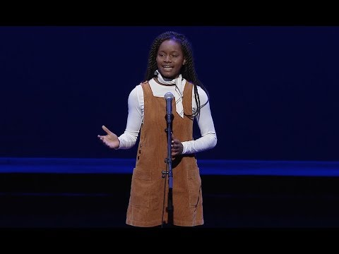 "Poetry Out Loud: Janae Claxton recites ""The Gaffe"" by C.K. Williams"