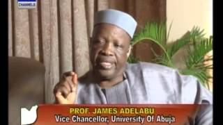 UNIABUJA VC Clears Air On Non-Accreditation Of Courses pt 3