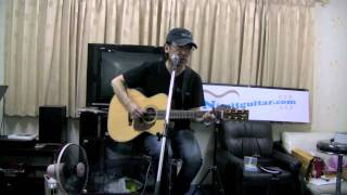 rhythm of the rain (acoustic cover)