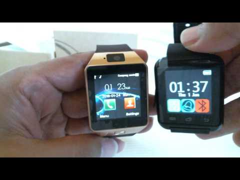 DZ09 Smart Watch OR U8 Smart Watch (affordable smart watches)