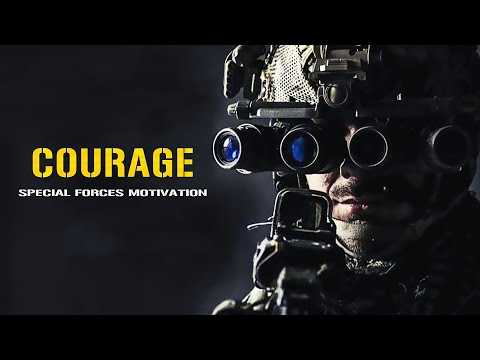 COURAGE - Special Forces Motivation (2021)