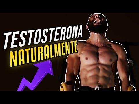 6 Formas de Aumentar Testosterona Naturalmente