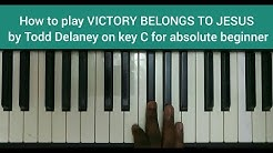 Download Victory belongs to Jesus todd Delaney mp3 or mp4 free