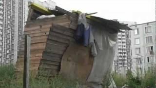 Заброшенная стройка в Ясенево. Литовский 15к5