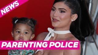 Kylie Jenner Slammed For Letti…