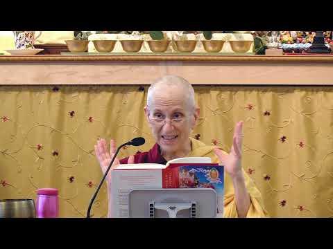 11 Samsara, Nirvana, and Buddha Nature: Four Attributes of True Cessations 04-14-21
