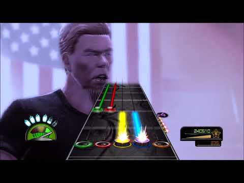 Guitar Hero Metallica GUITAR EXPERT career mode part 3