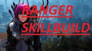 Black Desert Ranger Guide: Level 55+ Skillbuild (764